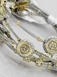 stackable bracelets benedict stackable bracelets 34 9200 k rhodium gold