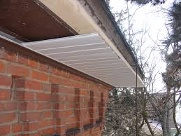 decoration amazing soffit and fascia uggrade with brick exterior