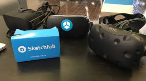 sketchfab u0027s new vr app is a gateway to user created 3d worlds cnet