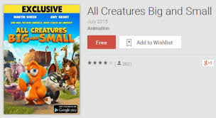 google play free movie all creatures big and small canadian