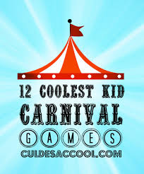 12 coolest kid carnival games are you freaking out right now