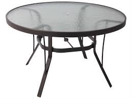 Replacement Glass Table Tops For Patio Furniture by Round Glass Patio Table Top Replacement Home Table Decoration