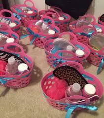 goodie baskets for kid u0027s spa party kids kids kids