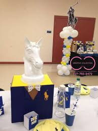 polo baby shower decorations polo baby shower party ideas photo 5 of 8 catch my party