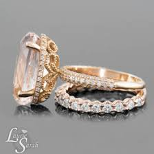 morganite gold engagement ring morganite jewelry ideas collections