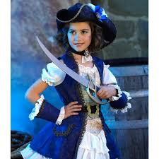 blue pirate child costume buycostumes com