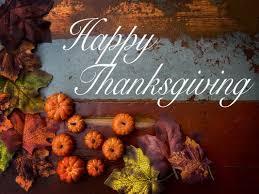 thanksgiving closings 2017