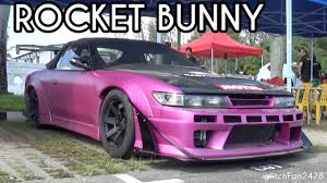rocket bunny nissan silvia s13 convertible quick look youtube
