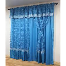 boston curtain set