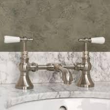Bridge Bathroom Faucet Clawfoot Faucet Diverter Riser Personal Shower Kit