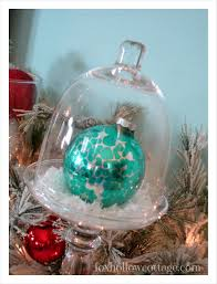 10 ideas for decorating with ornaments fox