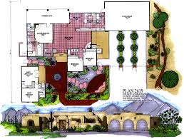 southwest house plans arizona house plans southwestern architecture and design