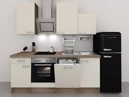 Billige K Henblock Küchenzeile 220 Cm Mit U0026 Ohne Geräte Kaufen Smartmoebel De