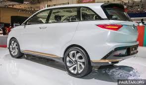 Daihatsu Mpv 365 News Giias 2017 Daihatsu Dn Multisix A Flagship Mpv