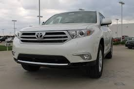 toyota highlander plus 2013 toyota highlander plus v6 suv for sale in morristown on