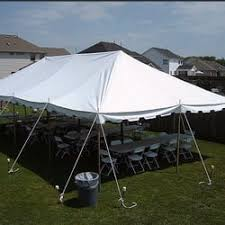 party tent rentals a j s party tent rentals party supplies 9924 boston state rd