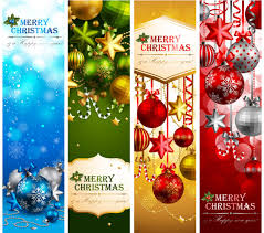 christmas theme elements vector christmas free vector free download