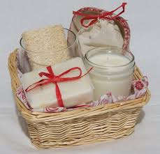 candle gift baskets three 8 oz soy candles any scent by wildwoodva on etsy