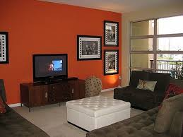 livingroom paint ideas in dark brown furniture and paint colors