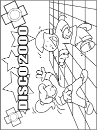 dance coloring pages coloringpages1001 com