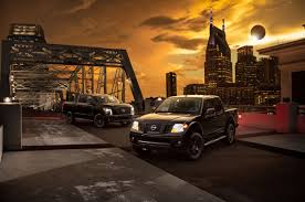 nissan titan yellow fog light 2018 nissan titan midnight edition celebrates solar eclipse