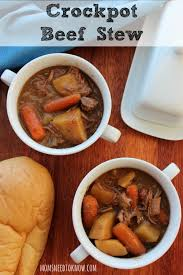 slow cooker beef stew recipes crockpot beef stew