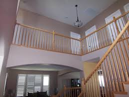 Staining Banister Heath Stairworks Servicescomplete Removal Of Your Old Railing