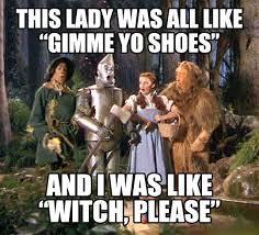 Wizard Memes - funny wizard of oz meme