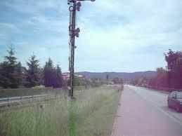 Bad Berga Berga Kelbra Ausfahrt Der Thyraliesel Nach Stolberg Harz Im