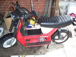 Plz Bad Segeberg Simson Sr 50 Biete Motorrad