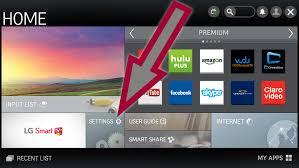 lg help library netcast settings menu netcast lg u s a