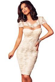 white dress charming wear