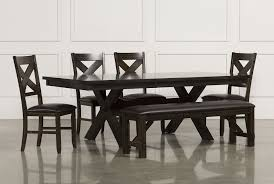 Wood Dining Room Tables And Chairs by Dining Room Furniture Collection Living Spaces