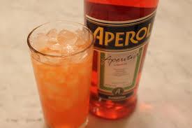 aperol sweet and sour a great party drink for the super bowl