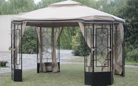 Hampton Bay Palm Canyon Replacement Cushions Pergola Gazebo Replacement Canopy Terrific Replacement Canopy