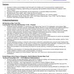 Sample Resume For Entry Level by Sample College Entry Level Resume Profile Experience Resume