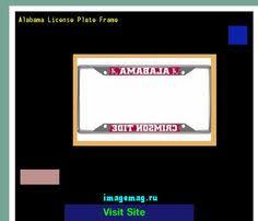 ohio alumni license plate frame ohio state alumni license plate frame 163605 the best image