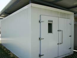 la chambre froide panneau à haute densité de polyuréthane d isolation pour la chambre