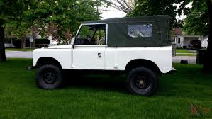 land rover defender convertible for sale land rover 2a defender soft top lhd v8 auto