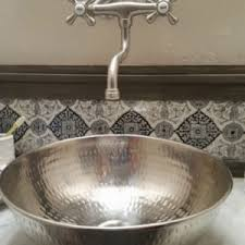 hammered nickel bathroom sink top 10 showusyoursink shares from our customers sinkology