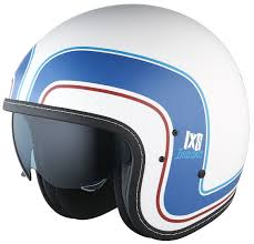 cheap motorcycle gear ixs hx 275 blade helmet white red grey motorcycle helmets ixs