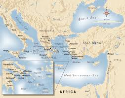 Map Of Ancient Greece early greek culture kmjantz