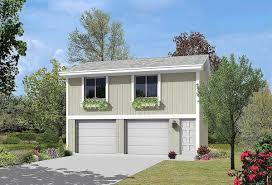 2 Car Garage With Apartment 2 Car Garage Apartment 57064ha Architectural Designs House Plans