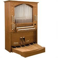 Organ Bench Viscount Envoy Positive Classical Organ 32 Note Pedalboard