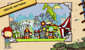 Andriod Games Room - scribblenauts unlimited free download for android android games room