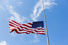 Flying The Flag At Half Staff Flags To Be Flown At Half Staff To Honor Fallen Soldier In Knox