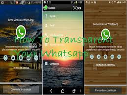 whats app apk transparent whatsapp apk for any android phones