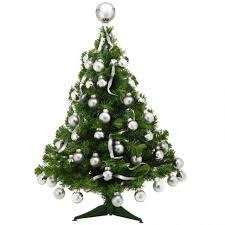decoration interior mini tree with light figure