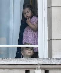 prince george princess charlotte wear adorable