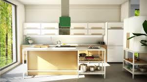 hauteur comptoir cuisine les cuisines éco et éco d à hauteur d homme inspirées par